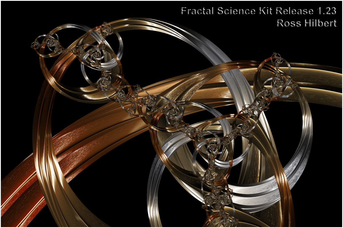 Fractal Science Kit Release 1.23 by rosshilbert