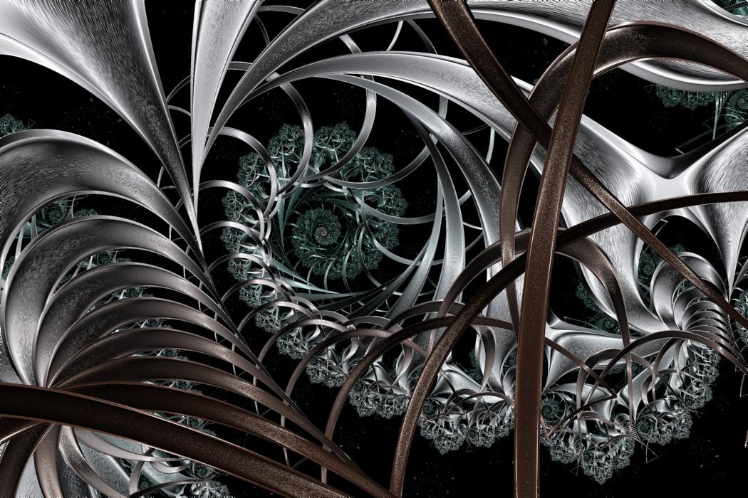 Space Frame Vortex by rosshilbert