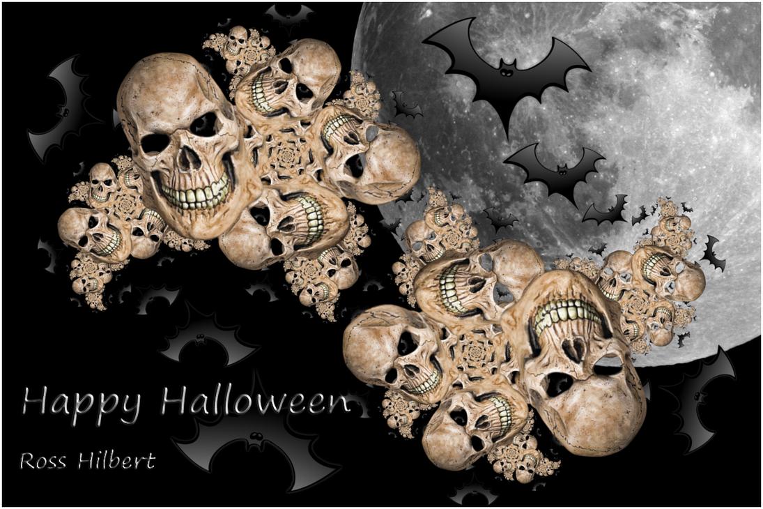 Happy Halloween! by rosshilbert