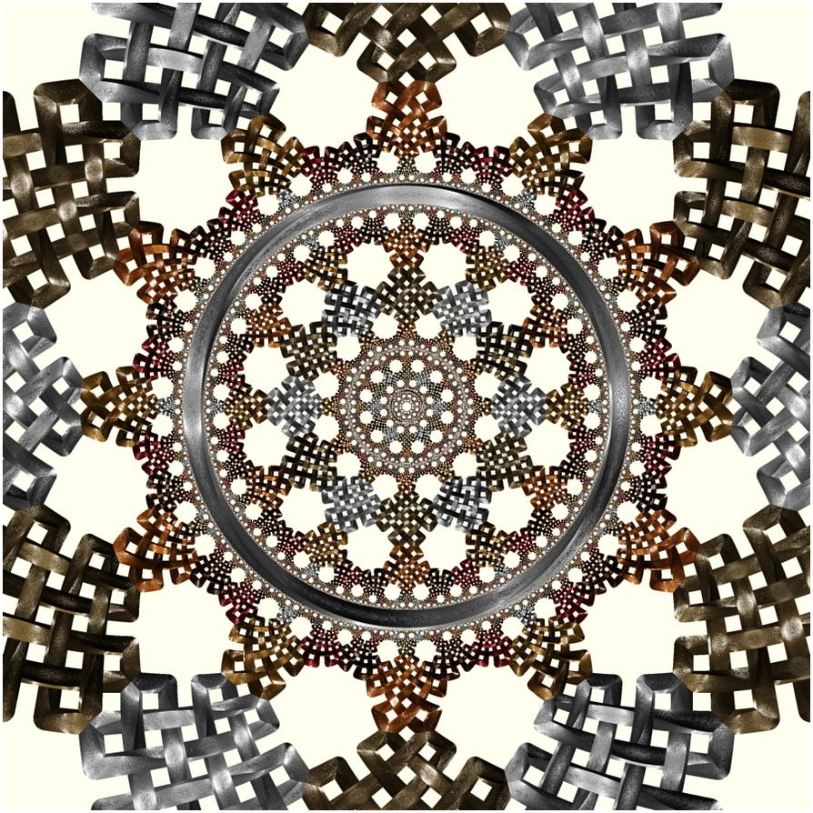 Weaving Wheel by rosshilbert