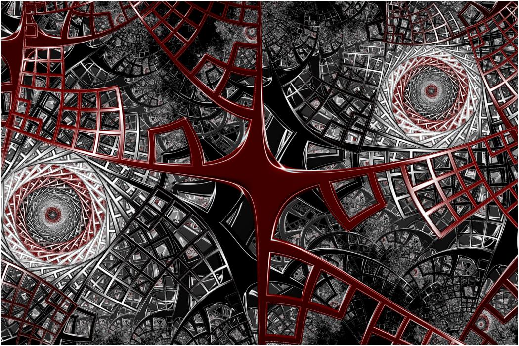 Gravitational Fields by rosshilbert