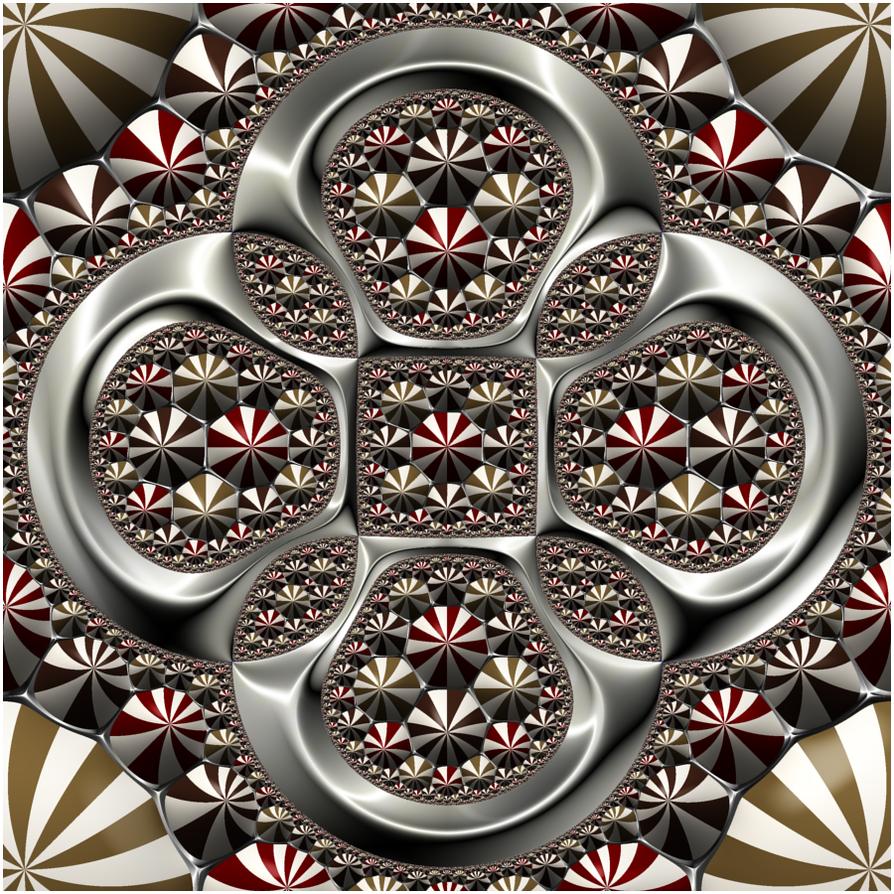 Hyperbolic Circus by rosshilbert