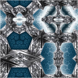 Steel Blue by rosshilbert
