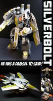 TFA Beast Wars Silverbolt
