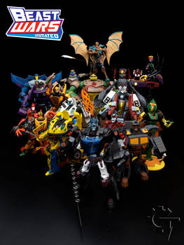 Beast Wars Animated