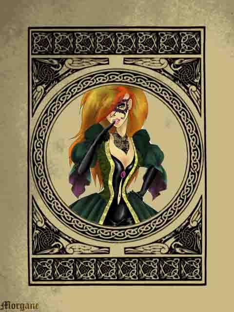 Me as guildwars mesmer by Alizarinna