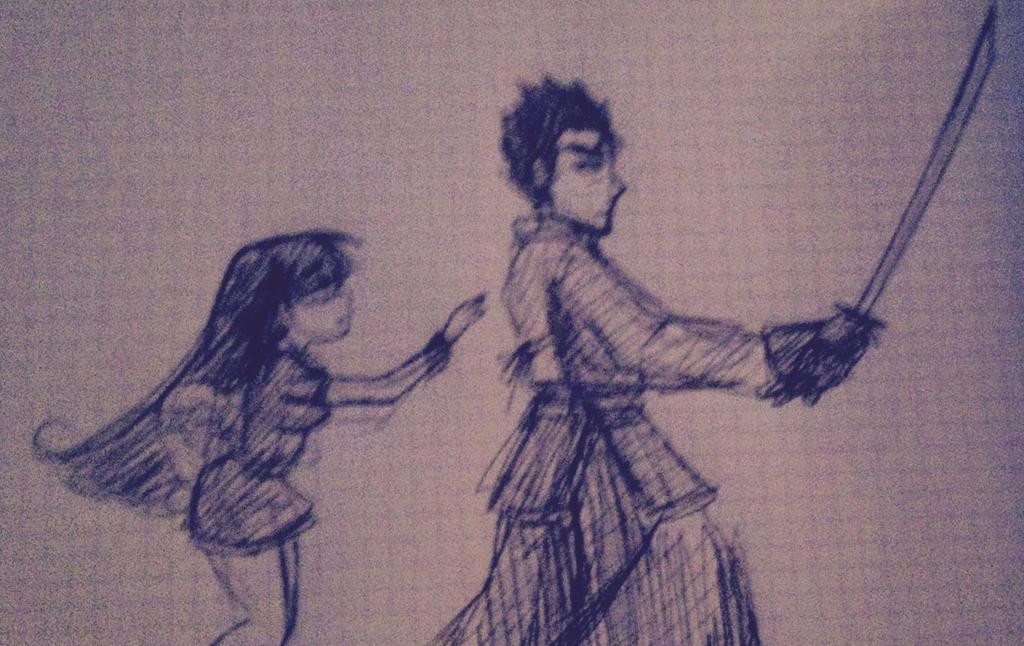 ...  by Alizarinna