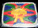 My kickass Birthday Cake