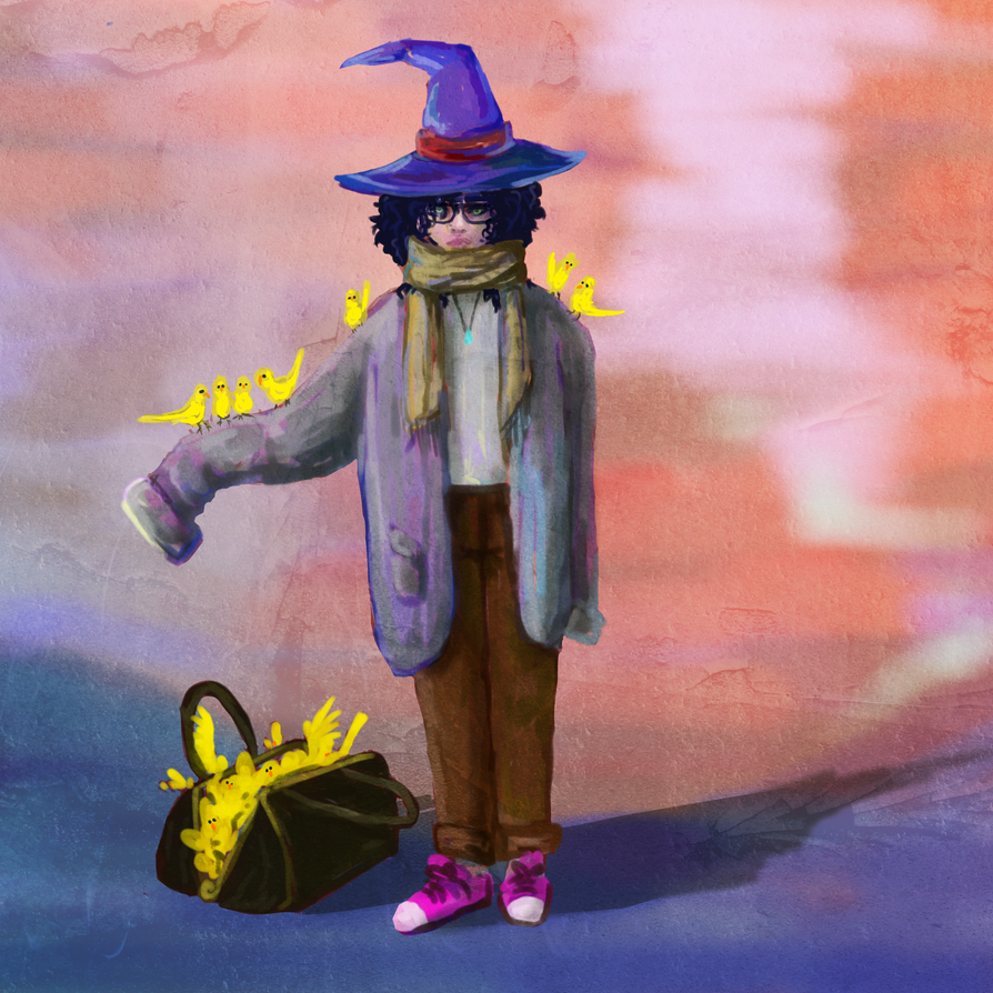 Witchsona by cat-women2