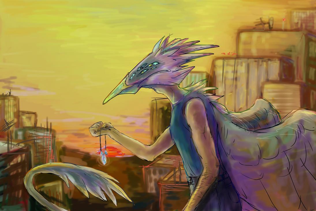 Birdman by cat-women2