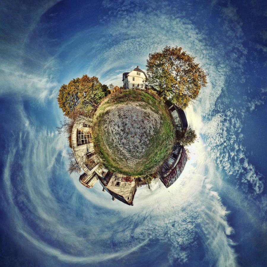 Abandoned Farm Planet