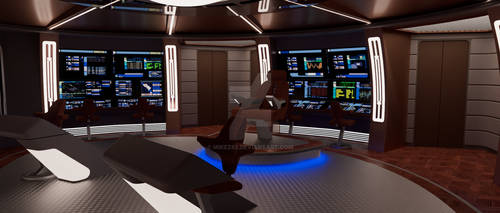 TNG USS Athens Bridge 001a by MikeZ83