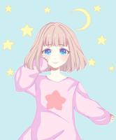 Pastel Stars by Choco-Rune