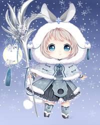Rabbit of room sun Chibi