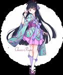 [C] Ketsurui Aiko
