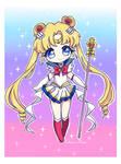 Super Sailor Moon!