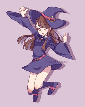 [C] Little Witch Akko-chan