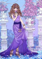 [C] Purple Rose