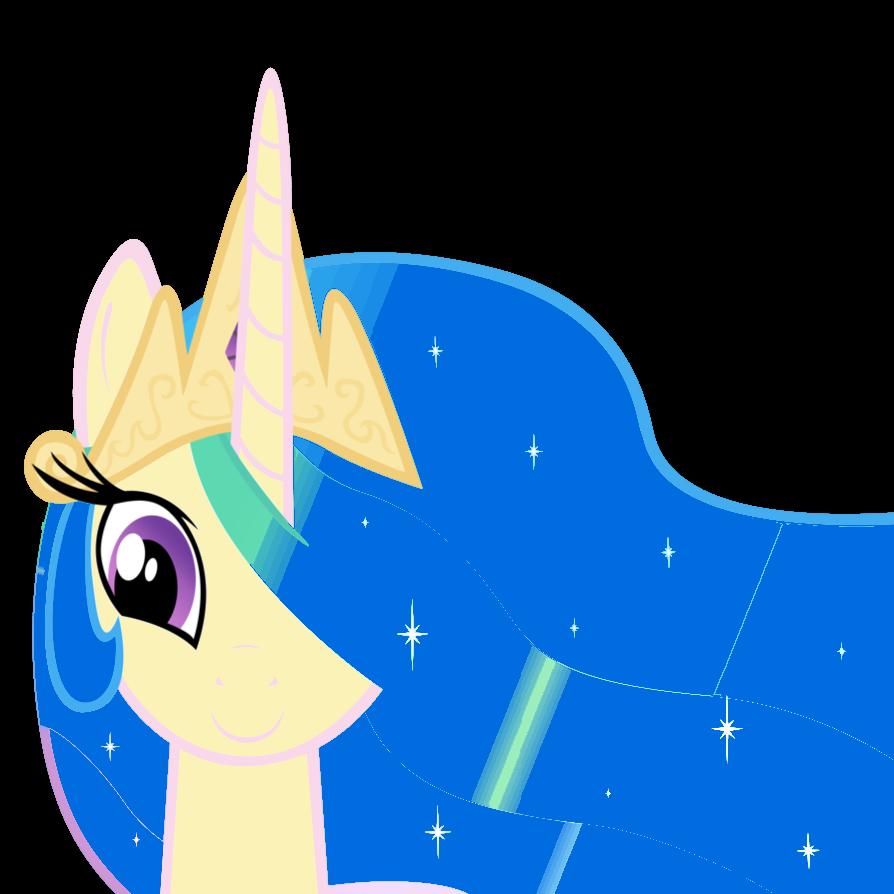 Princess Celestia by Fluttershy-12