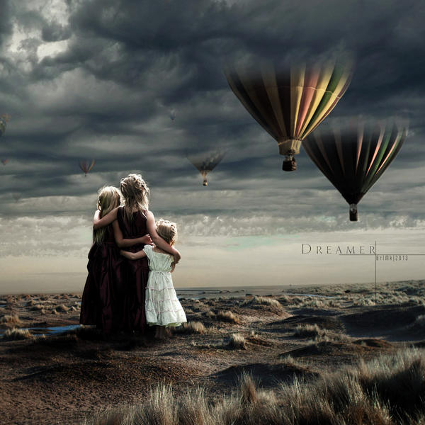 Dreamer by brlmk