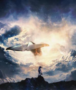 Symphony of the whales ~Star Sky by brlmk