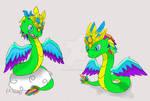 Skylander Fan Character: Tuula