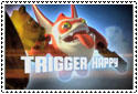 Trigger Happy Stamp by sapphire3690