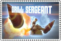 Drill Sergeant Stamp by sapphire3690