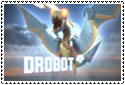Drobot Stamp by sapphire3690