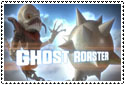 Ghost Roaster Stamp by sapphire3690