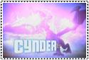 Skylanders Cynder Stamp by sapphire3690