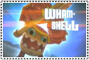 Wham-Shell Stamp by sapphire3690