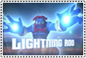 Lightning Rod Stamp by sapphire3690