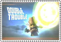 Double Trouble Stamp by sapphire3690