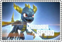 Legendary Spyro Stamp by sapphire3690