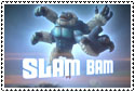 Slam Bam Stamp by sapphire3690