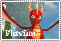 Flavius Stamp by sapphire3690