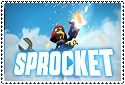 Sprocket Stamp by sapphire3690