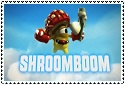Shroomboom Stamp by sapphire3690