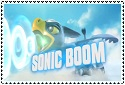 Series 2 Sonic Boom Stamp by sapphire3690