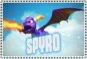 Series 2 Spyro Stamp by sapphire3690