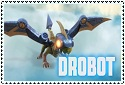 Series 2 Drobot Stamp by sapphire3690