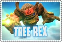 Tree Rex Stamp by sapphire3690