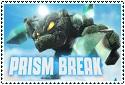 Series 2 Prism Break Stamp by sapphire3690