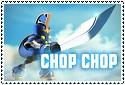 Series 2 Chop Chop Stamp by sapphire3690