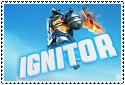 Series 2 Ignitor Stamp by sapphire3690