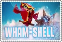 Series 1 Giants Wham-Shell Stamp by sapphire3690