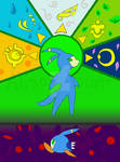 Dream Weaver Prophecy Mural