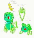Klonoa Fan Character - Likuri
