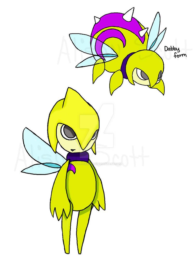Klonoa Fan Character - Dabby